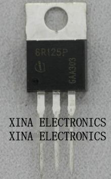 IPP60R125P 6R125P 25A 650 V a-220 ROHS ORIGINAL 10 unids/lote envío gratis electrónica composición kit