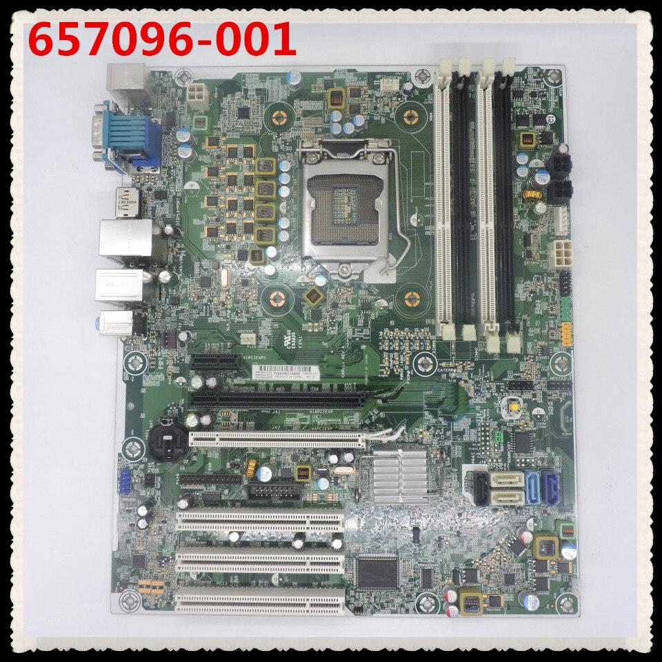 A través de la prueba de la calidad es 100% placa base para 8300 de 657096-001 657096-501, 657096-601, 656941-001