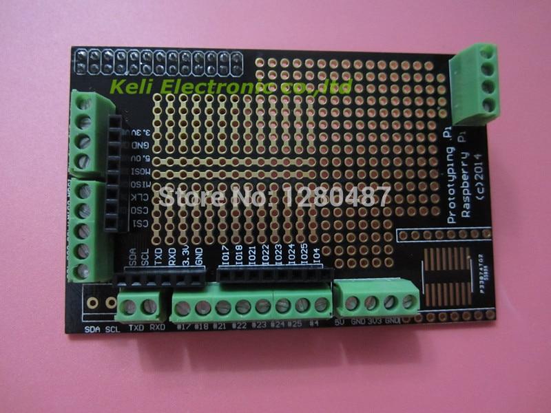 new ! 5pcs Raspberry Pi Prototype Expantion Edition Prototyping Pi Plate