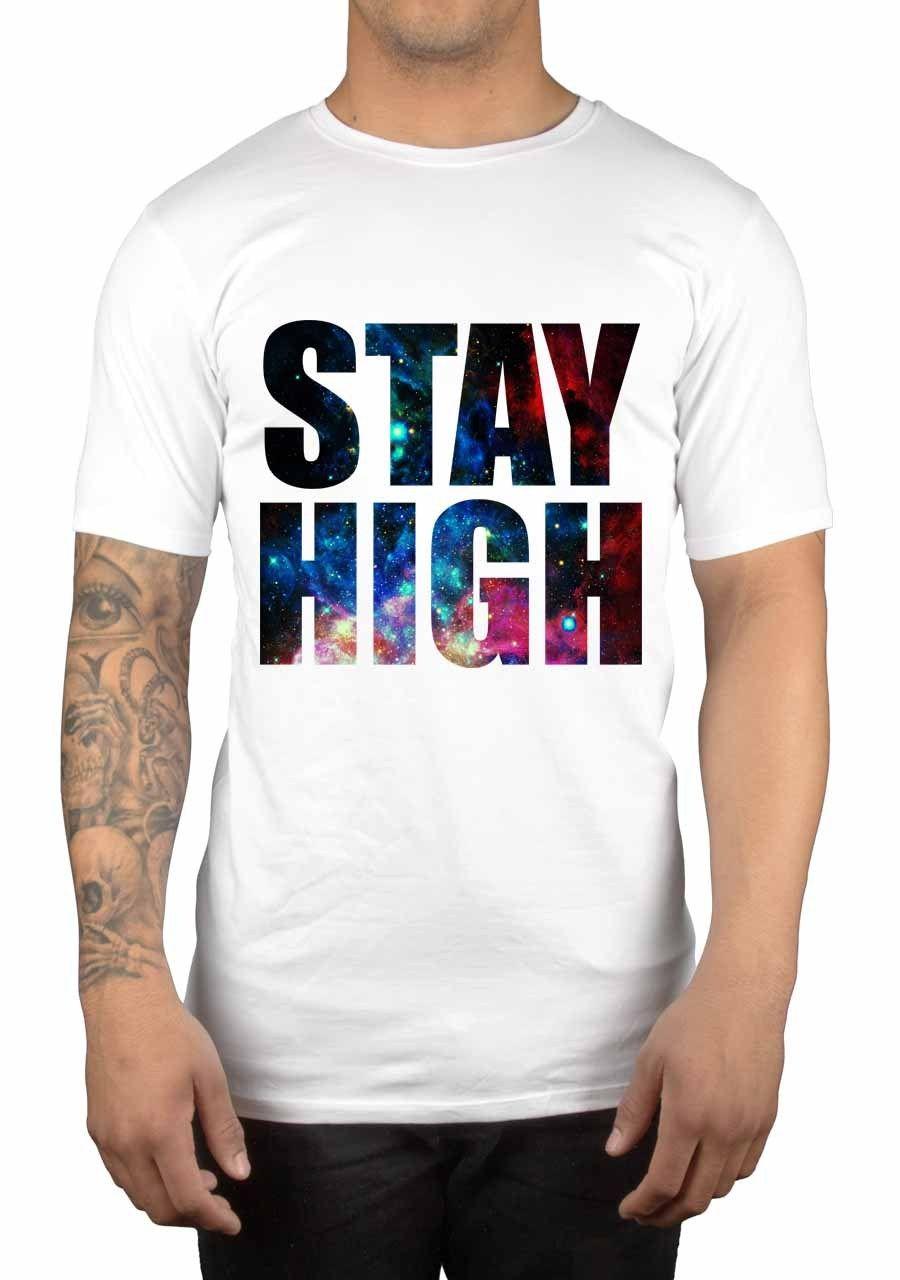 Estancia alta camiseta Galaxy Taylor banda botín Wiz Snoop fuerte regalo Idea hierba Casual orgullo t camisa de los hombres Unisex nueva moda