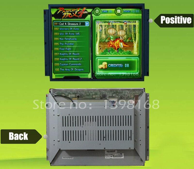 """17/19/22 """"Arcade Game Lcd Monitor Vga Voor Jamma Arcade Kasten-Mame Monitor/ Arcade Accessoires Diy!"""