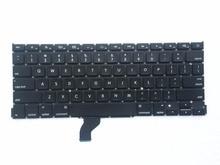 HoTecHon nouveau A1502 US clavier sans papier rétro-éclairé pour MacBook Pro Retina 13 pouces fin 2013 mi 2014 début 2015