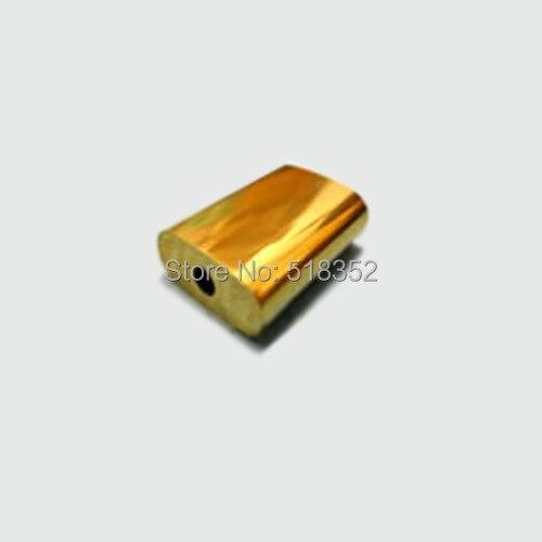 4463719 Seibu TS024 inferior y superior de alimentación póngase en contacto de titanio plateado para EW-K2 serie WEDM-LS de piezas de la máquina de corte de