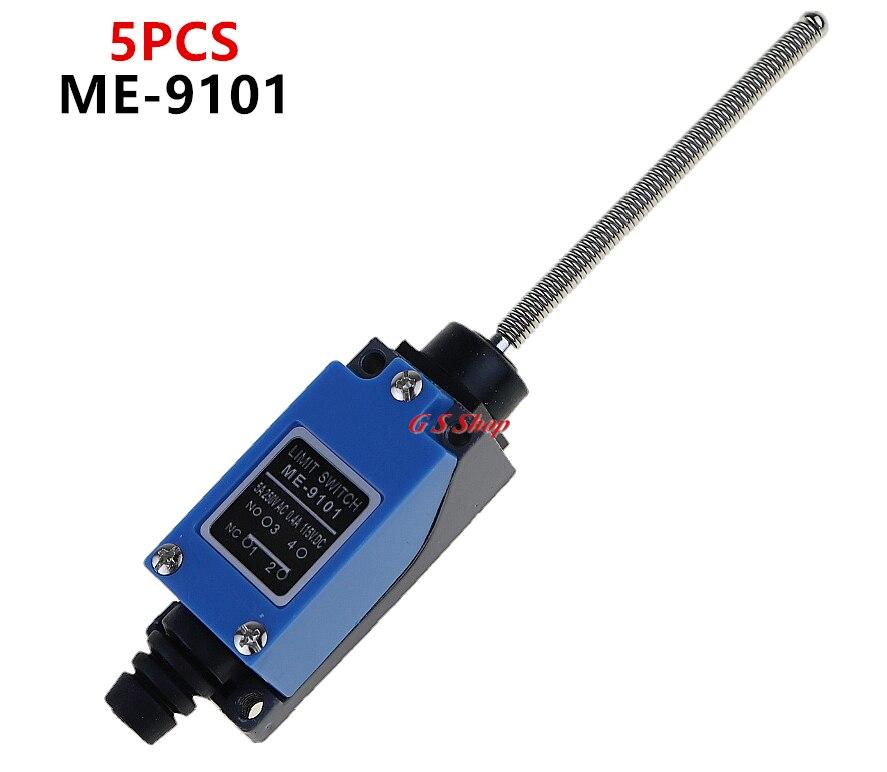 Interruptor de límite CA momentáneo ME-9101 para fresadora cnc Laser 5 uds