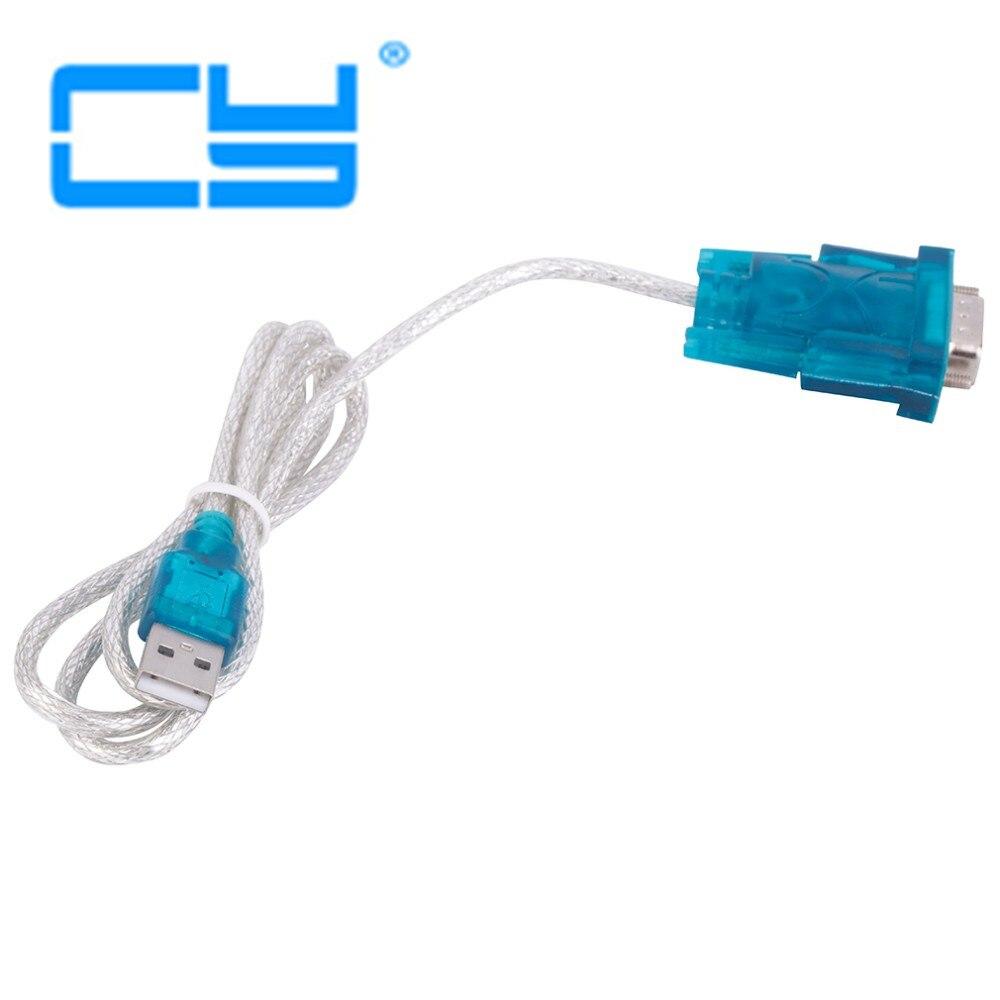 Nuevo USB 2,0 a RS232 puerto Com 9 PIN serie DB25 DB9 adaptador de Cable convertidor de Cable para Windows 95/98/ME/2000/Windows XP 1 m/3ft