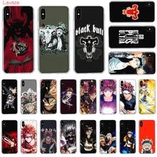 Твердый чехол для телефона Lavaza Anime Shokugeki no Soma для Apple iPhone 6 6s 7 8 Plus X 5 5S SE для iPhone XS чехол для MAX XR