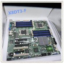 Материнская плата X8DT3-F X58 dual 1366