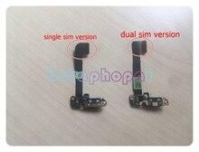Para HTC One Dual Sim 802t 802d 802 w/M7 801e M8 M8s E8 M9 E9 M4 USB puerto de carga de estación de carga conector Flex Cable