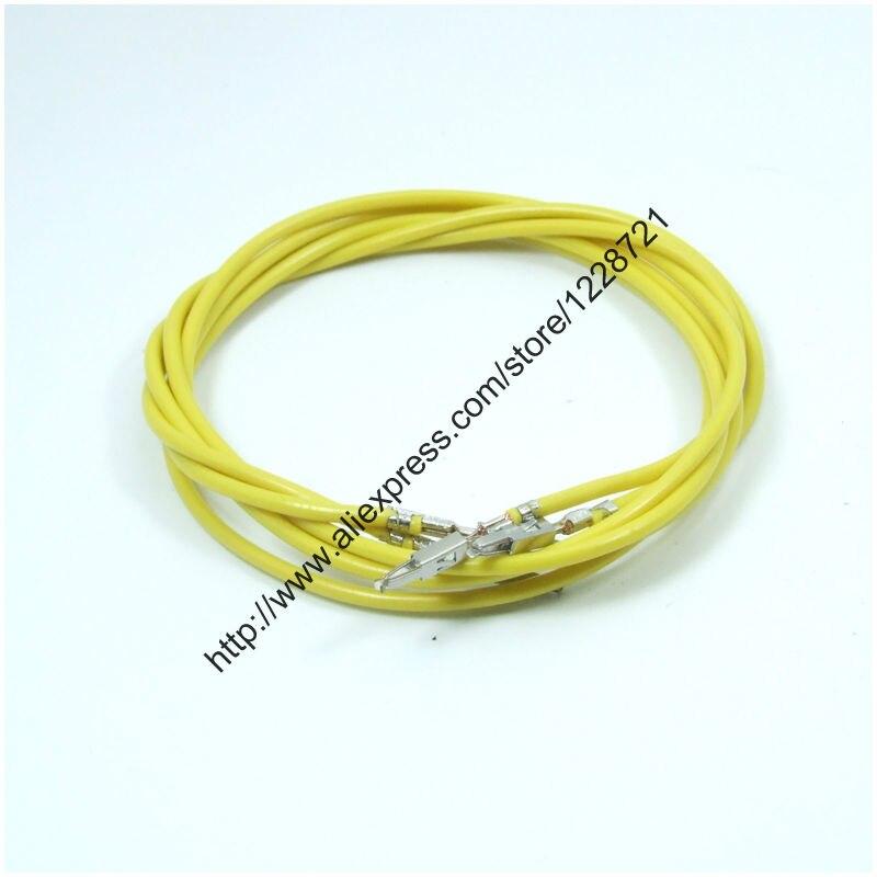 2 uds 000979131E asiento Quadlock MQS Reparaturleitung Kabel Reparación de cable genuino para VW Audi Skoda Golf Passat... neu