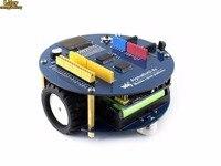 AlphaBot2 robot building kit +Ultrasonic sensor+IR remote controller