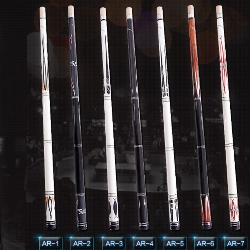 POINOS Brand Pool Cues Billiard Stick 13mm/11.5mm/10mm Tip AR1-7 China