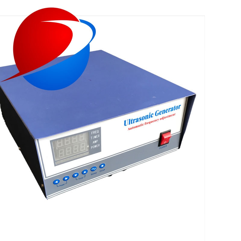 ultrasonic generator 1500W 17h/20k/25k/28k/33K/40k Power Adjustable Ultrasonic Wave Generator for Parts Ultrasonic Cleaner