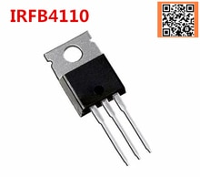 Nouveaux transistors MOS FET de bonne qualité, 9 pièces, IRFB4110PBF TO220 IRFB4110 B4110 TO-220