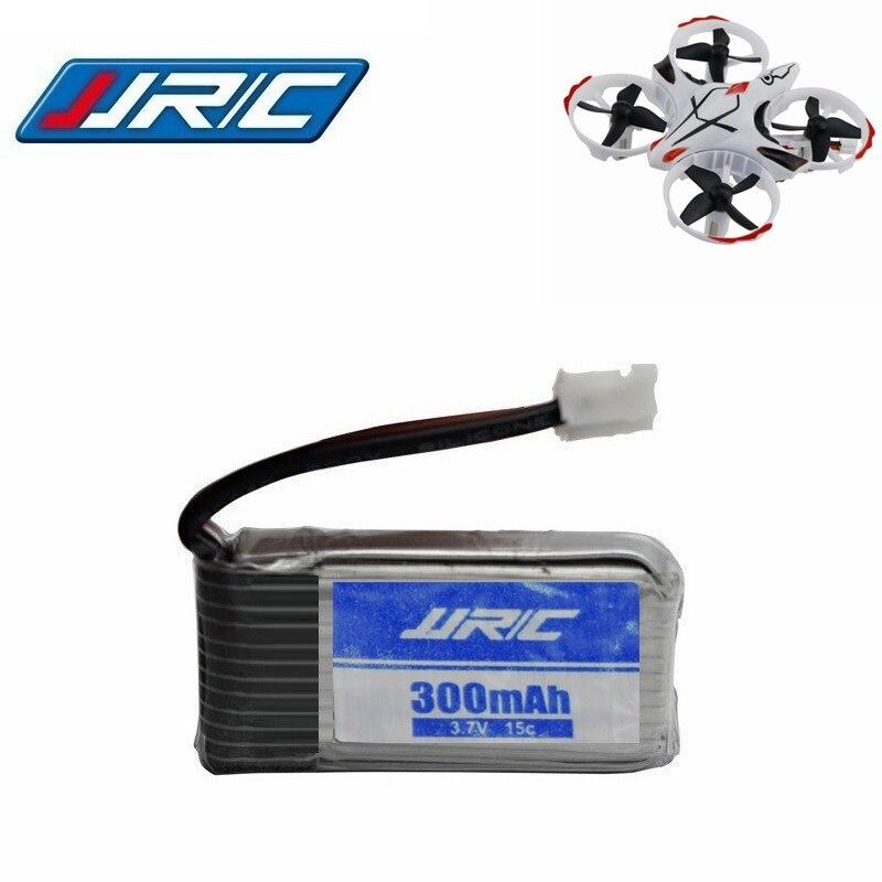 Bateria original para drone jjrc h56, 3.7v, 300mah, para drone jjrc h56, t2g, quadricóptero, peça de reposição, bateria lipo, 1 peça