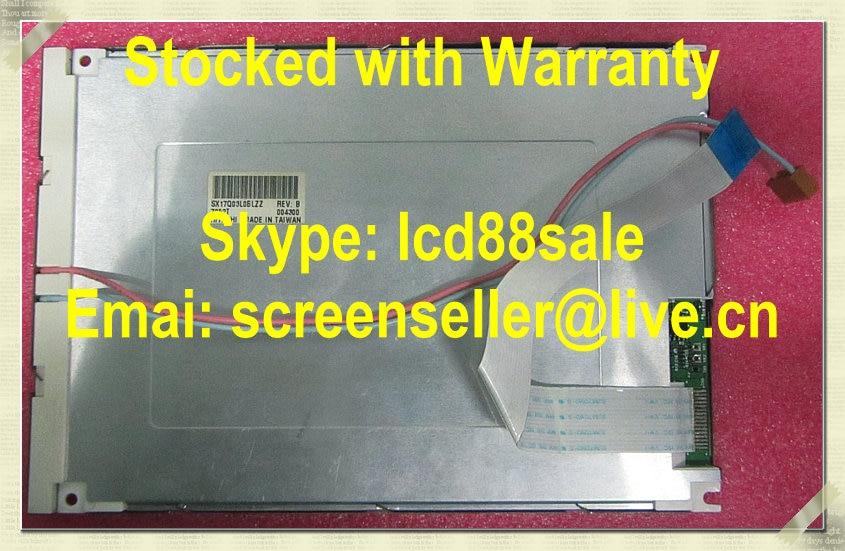 أفضل الأسعار و الجودة brand new SX17Q03L06LZZ الصناعية شاشة lcd