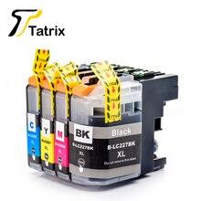 Tatrix LC227 LC225 LC227XL LC225XL Full Ink Cartridge Compatible For Brother DCP-J4120DW/J4420DW/J4620DW/J4625DW/J5620DW/J5625DW