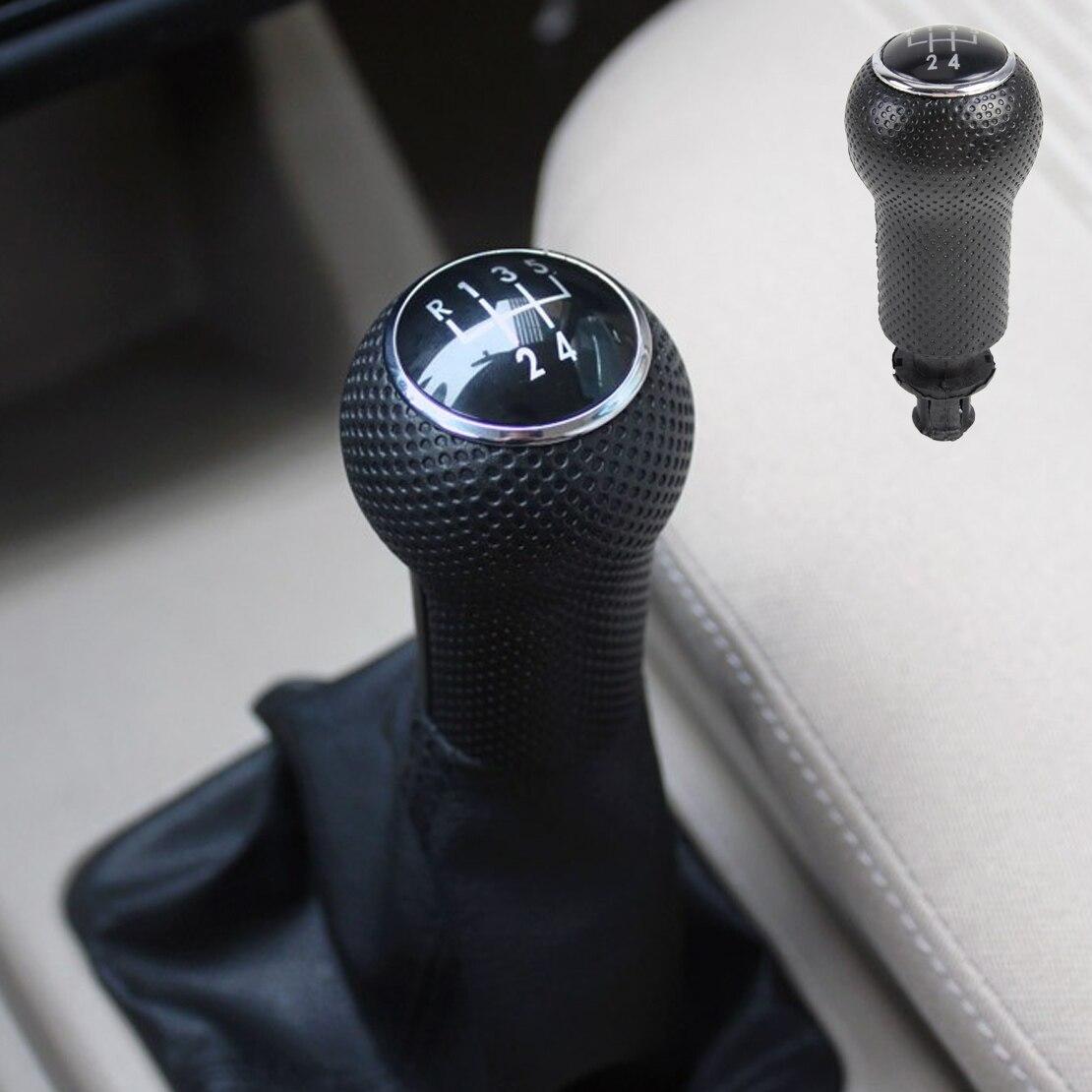 Beler 5 Speed Black Pookknop voor VW Jetta Bora Golf Mk4 R32 GTI 1999 2000 2001 2002 2003 2004