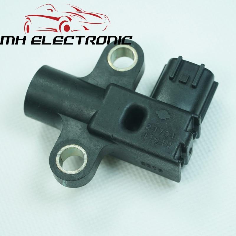 Sensor de posición de cigüeñal electrónico MH para pionero de los máximos Infiniti QX4 nuevo 23731-31U10 J5T-10171 con garantía y calidad