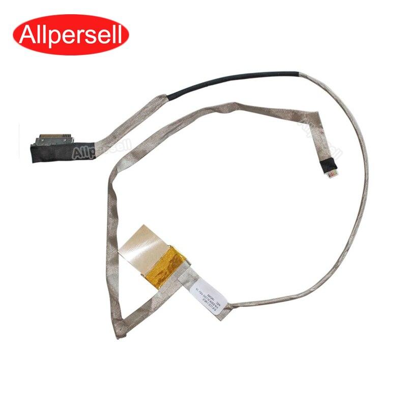Nuevo Cable de vídeo de LCD para Toshiba L755 L755D L750 L750D cable para pantalla de ordenador portátil DD0BLBLC000