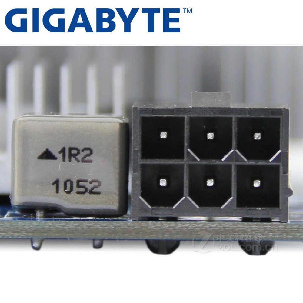 Gigabyte Graphics Card Original Gtx 550 Ti 1gb 192bit Gddr5 Video Cards For Nvidia Geforce Gtx 550ti Hdmi Dvi Used Vga Cards Graphics Cards Aliexpress