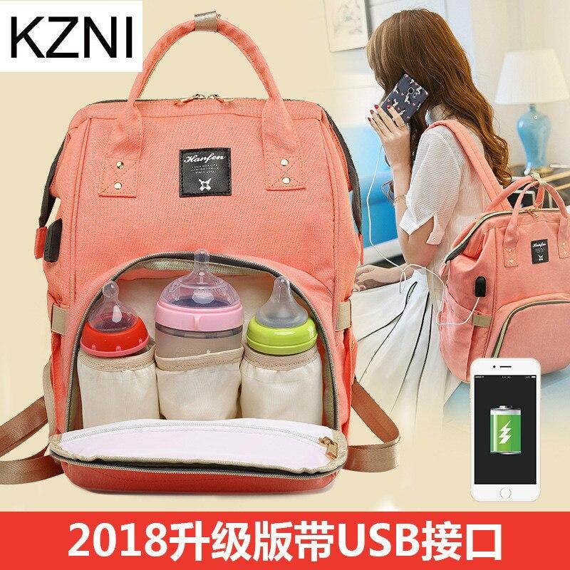 Mochila para pañales de bebé-bolsas de viaje impermeables multifunción para bebés para mamá, papá, hombres, mujeres-bolsas de pañales de maternidad grandes