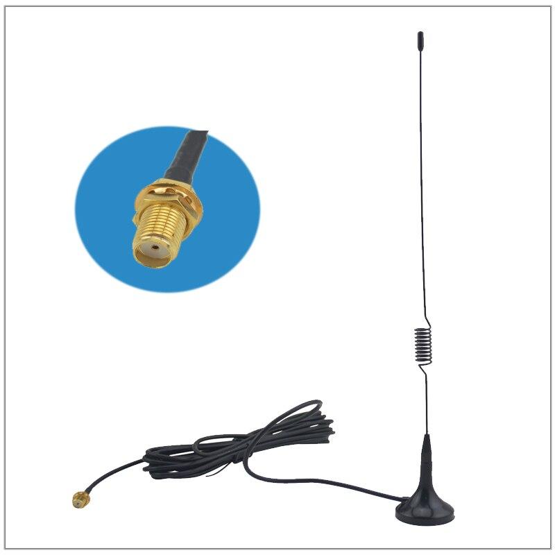 NAGOYA UT-102UV SMA-F Магнитная автомобильная антенна для walkie talkie Ken-wood TK 3107 2107 baofeng UV5R UV-5R bf-888s