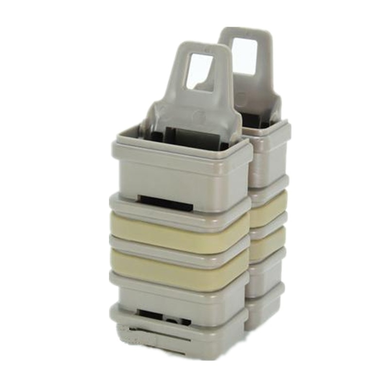 Тактическая Сумка для журналов MP7 быстрая сумка для журналов набор полимерный черный DE FG (упаковка из 10)