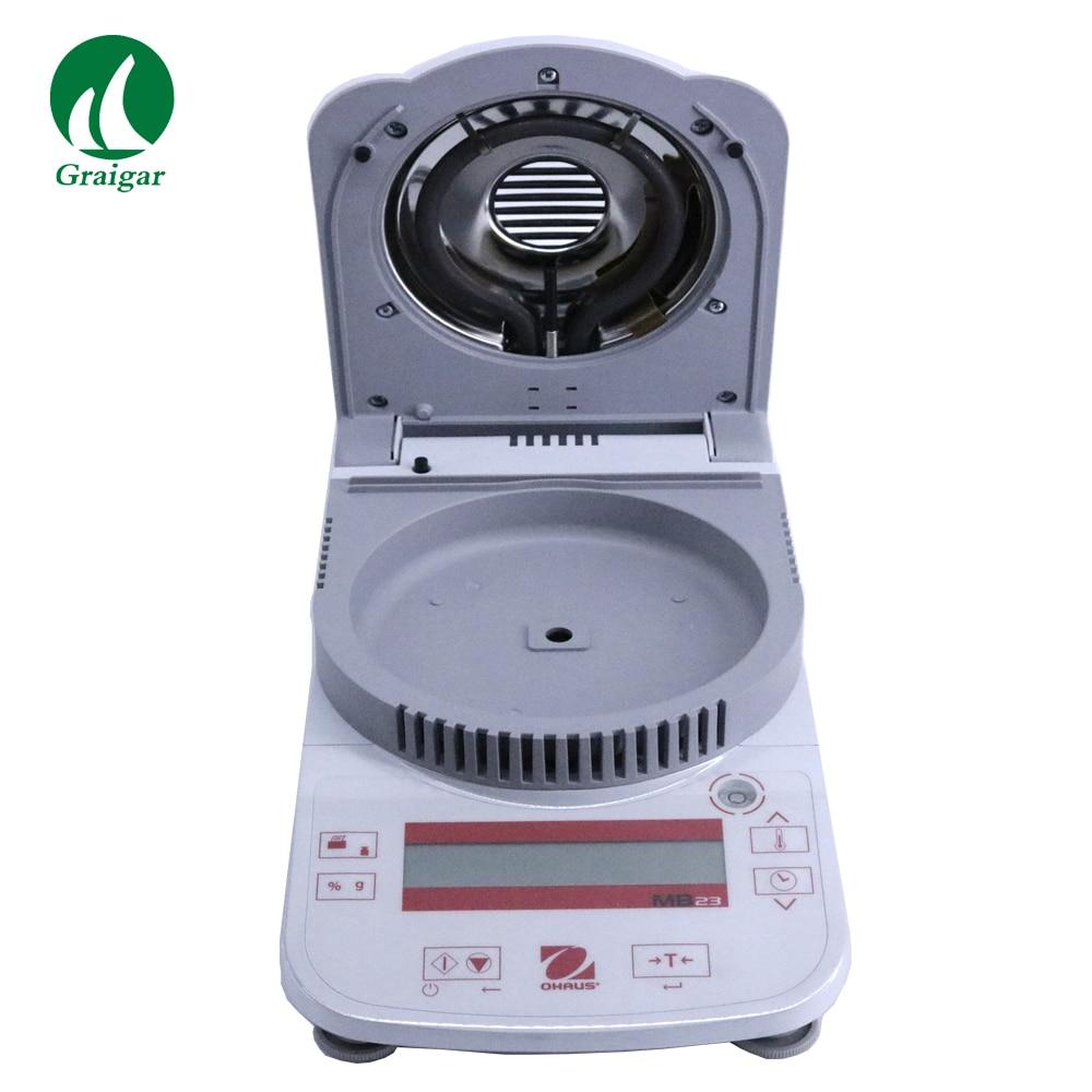 جديد MB23 الأشعة تحت الحمراء مقياس الرطوبة اختبار الرطوبة السريعة