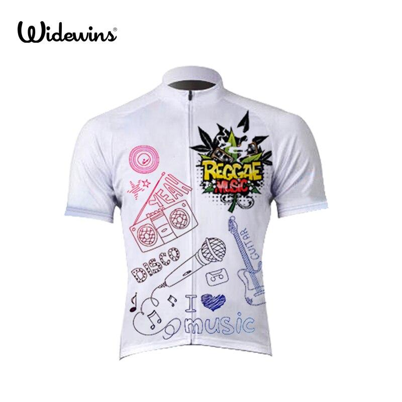 Reggae-Ropa transpirable para Ciclismo, de música y discoteca, 5035