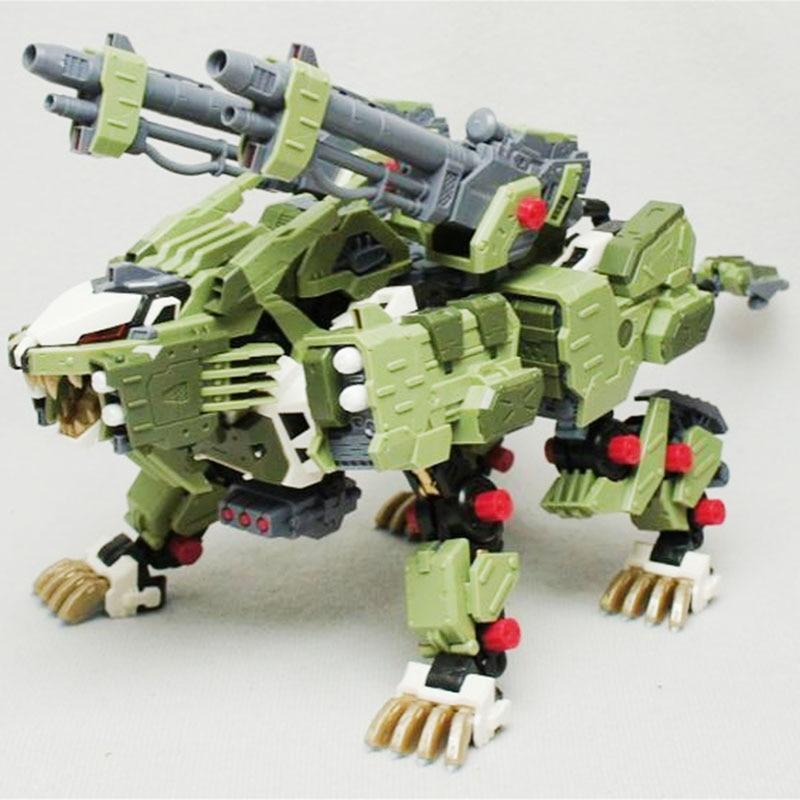 Modelo ensamblado de Gundam 1/72 BT ZOIDS ORIGINAL FUZORS/Génesis ZOIDS Nuevo Siglo barra cero figura de acción Liger cero Panzer JS032