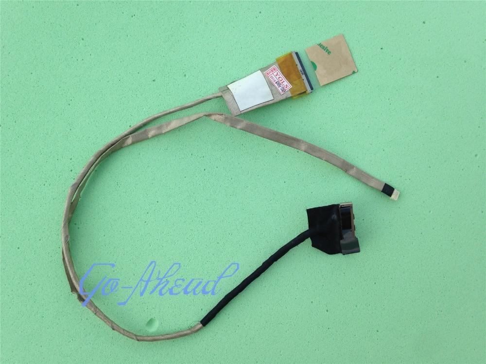 Nuevo Video LCD Flex Cable para HP pabellón G6-2000 G6-2XXX G6-2300 G6-2303SH G6-2303SM G6-2303SO G6-2303SQ DD0R36LC000 DD0R36LC020