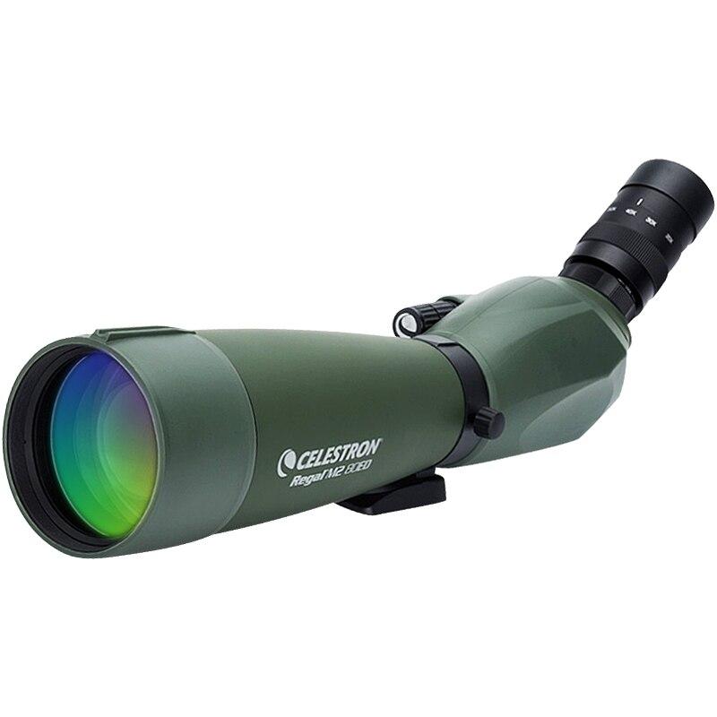 Celestron Ed lente nitrogenada impermeable anti-niebla sharp alto de barril telescopio pájaro watching REGAL 65/80/100F-ED