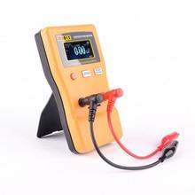 M6013 LCD Capacitor Meter High Precision Digital Meter Measuring Capacitance High Resolution Resistance Capacitor Tester