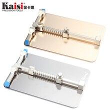 Kaisi универсальный металлический держатель печатной платы для ремонта рабочей станции, набор инструментов для мобильного телефона iPhone PDA MP3