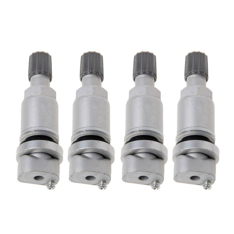 4 PCS Sistema TPMS Sensor de Pressão Dos Pneus Pneu Da Haste Da Válvula Kit Fit Para Peugeot 407 407SW
