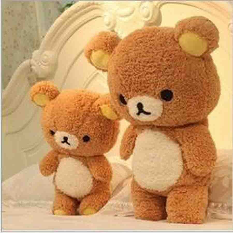 Peluche encantador oso feliz juguete enorme fácilmente muñeco de oso lindo osito de peluche regalo