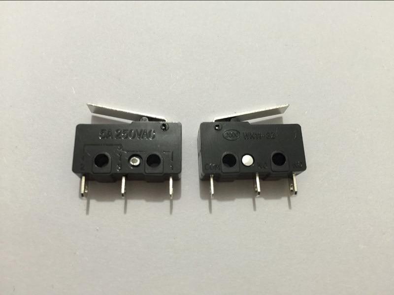10 PCS Laser Máquina Micro Limite Sensor Auto Kw11