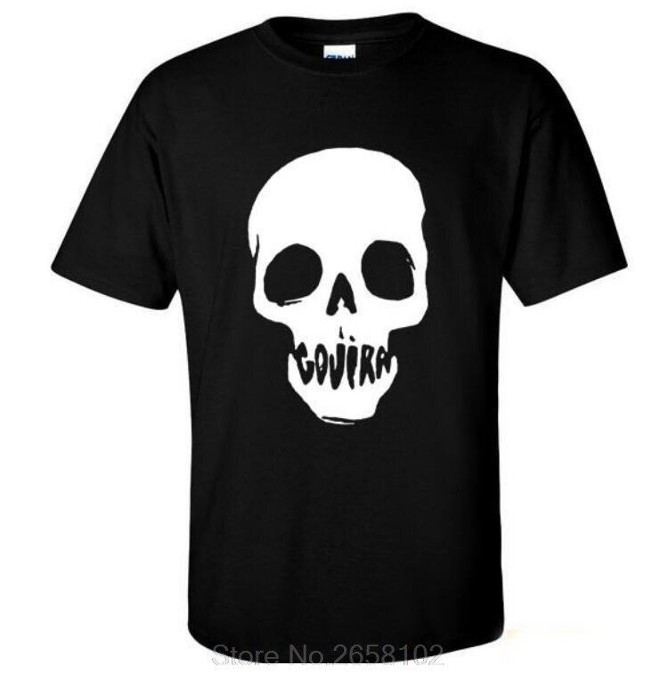 2017 mode nouveau GOJIRA progressif bande de métal Tesseract Opeth T-shirt T-shirt L hommes T-shirt imprimé coton à manches courtes hauts t-shirts