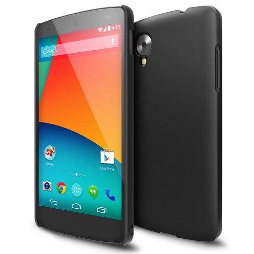 Luxury Matte Phone Case For Nexus 5 Rubber Hard PC Case for LG Google Nexus 5 D820 D821 Cell Phone Back Cover Capa