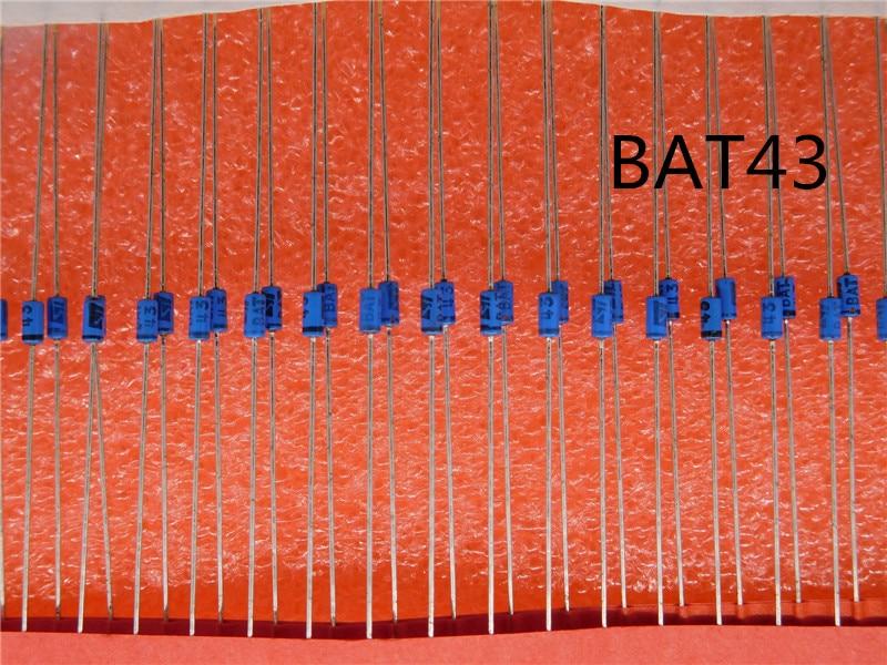 BAT43 الثنائي do35 100 قطعة/الوحدة مجانية