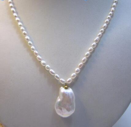Frete grátis >>>> nobre jóias 8-9mm pérola Negra água doce colar 18 polegada DIY mulheres hot venda de jóias
