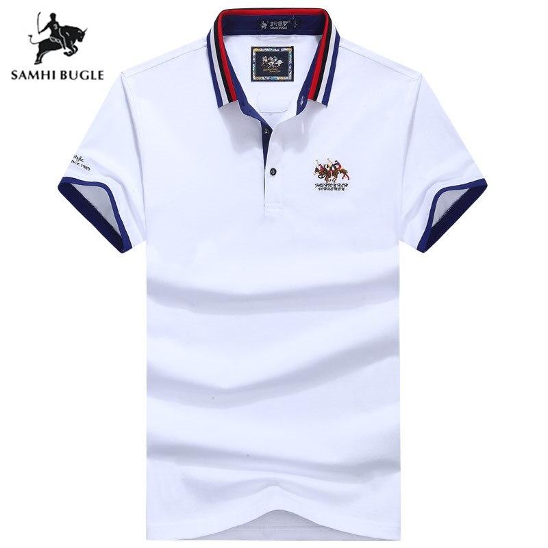 Tops y camisetas de alta calidad, Polo Para Hombre de marcas de negocios, con bordado 3D Polo Para Hombre, cuello vuelto, Polos Para Hombre