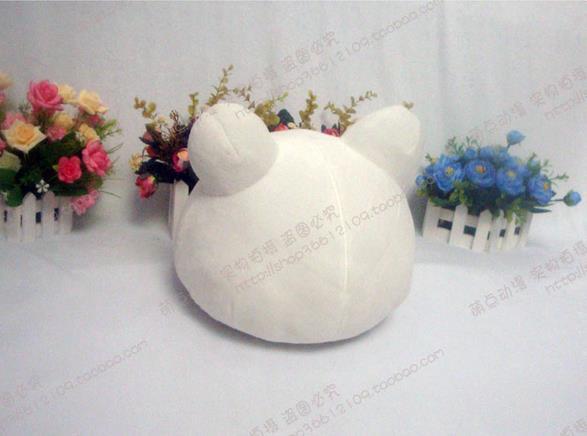 Yukimi Botamon plush doll anime digimon Digital Monsters Yagami Hikar pet cut toy cosplay 25cm high quality pillow free shipping