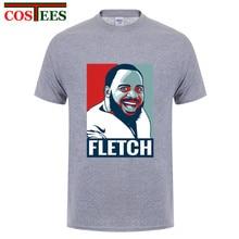 Philadelphie Foot ball t-shirts hommes dessin animé le Fletch drôle t-shirt homme eagles t-shirt harajuku hauts t-shirts camisetas masculina