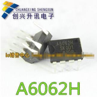 1pcs A6062H A6062 6062 LCD TV Power Module Integrated Block DIP7 Pin Circuit Electronic Block IC