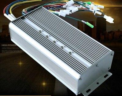 DC72V 3000 watt Smart Bürstenlosen Motor Controller Elektrische Fahrzeug Dreirad Stick, Geschwindigkeit Controller/DIY Bürstenlosen Stick