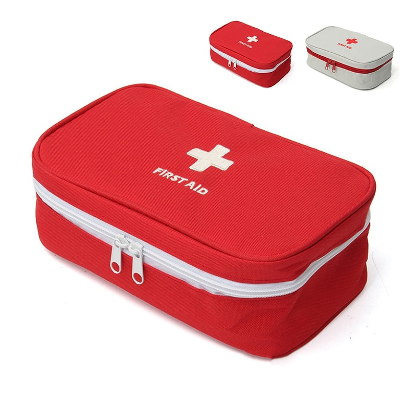 Portable Large Medicine Box Pill Boxes Medicine Bag Storage Organizer Pill Boxes Storage Organizer Container Box  For  Medicines