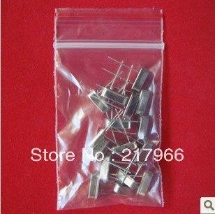 Paquete de 50 Uds osciladores de cristal HC-49S Kit surtido de 10 valores nuevo envío gratis