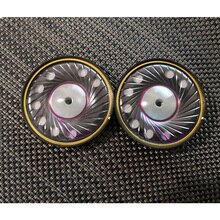 1 paar 50mm 320 ohm HiFi Fahrer Einheit OFC N42 Magnetische Hohe Widerstand Kopfhörer Audiophile Lautsprecher Kopfhörer DIY Fahrer