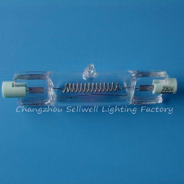 2020 nouveauté véritable professionnel Ce lampe Edison Edison nouveau! dxx 800w R7s scène ampoule lampe W010